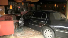 Car Plows Into Danville Taco Bell, Wipes Out Dining Area