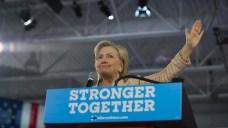 Hillary Clinton Hobnobs With Bay Area's Tech Glitterati
