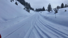Sierra Storm Expected to Lead to Travel Delays, Closed Roads