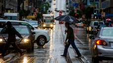 Wet, Windy Weather to Return for the Weekend