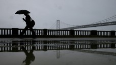 Bay Area Forecast: Scattered Showers, Possible Thunderstorms