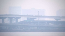 Unhealthy Smoke Lingers, Spare the Air Issued Through Friday