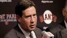 San Francisco Giants Fire General Manager Bobby Evans