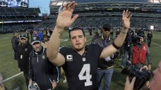 Derek Carr Issues Statement About Raiders Relocating
