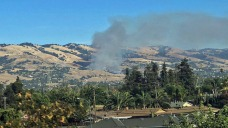 Firefighters Get Upper Hand on Brush Fire in San Jose