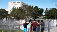 'They Will Have to Shoot Me': Fla. Teacher Recalls Guarding Students