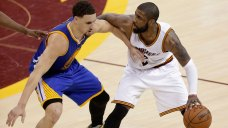 Warriors' Thompson Has a Game Plan for Slowing Cavs' Irving