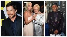 Bale, Gaga, Close and Spike Lee Earn Oscar Nods