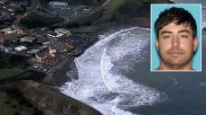 Man Still Missing After Going in Water at Beach in Pacifica