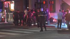 Four Stabbed in Downtown San Jose