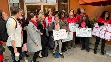 Oakland Principals Lobby in Capitol Ahead of Teachers Strike