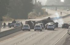 Man Charged With DUI After Pursuit, Standoff on Hwy. 101