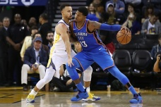 Warriors Silence Thunder in 2018-19 Season Opener