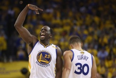 Warriors' Draymond Green Wins Defensive Player of the Year