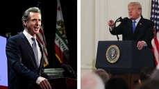 Trump Changes Tone, OKs Major Disaster Declaration For Calif