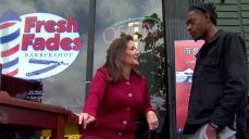 Mayor Libby Schaaf Meets With Oakland Neighbors