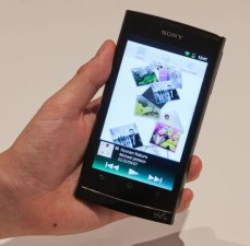 Sony's Next Big Walkman has Android Inside