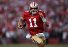 49ers' QB Smith Excused From Jury Duty
