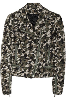 Camo Goes High Fashion for Fall
