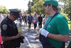 Police Seek Suspects in Bay to Breakers Beating