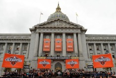 Giants Celebration Cost SF $225K -- But Muni More