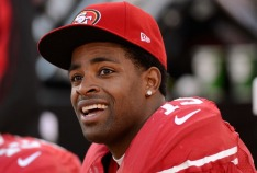 Michael Crabtree Rears Right Achilles Tendon