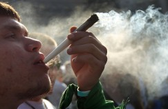 """4/20"" Marijuana Party in SF Park Not Free"