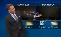 Jeff's Forecast: AM Fog; Comfortable Afternoons
