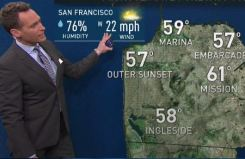 Jeff's Forecast: Foggy Start; Warm Afternoon