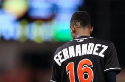 Marlins Remember Jose Fernandez in 1st Home Game Since Tragedy
