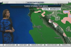 Kari Hall's Monday Forecast: Scattered Rain This Afternoon