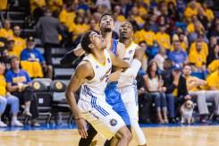 Warriors. vs. Nuggets 133-126