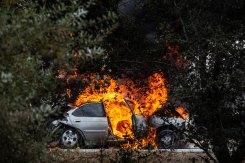 Dramatic Photos: Vehicles Pileup on Hwy 1 in Santa Cruz