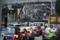 Transbay Transit Center Closure Sparks Traffic Nightmare