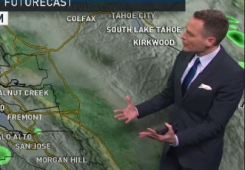 Jeff's Forecast: AM Clouds & Warmer Ahead