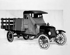 Ford Celebrates 100 Years of Truck History