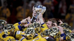 Sweden Wins World Hockey Title