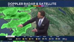Jeff's Forecast: Early Rain & 80s Soon