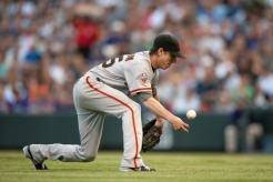 Giants, Lincecum Get Knocked Around in 10-2 Loss