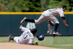 Giants Losing Road Trip Mercifully Ends