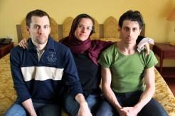 Iran Hikers Released