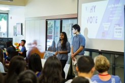 Be The Change at South Bay Coalition Fair