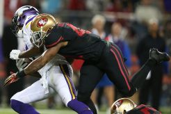 Safety Tandem Gives 49ers One Area of Strength
