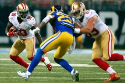 49ers' Ellington Could be Double Threat in 2016