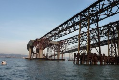New Bay Bridge on Track for Early Finish