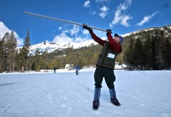 Snow Survey Confirms Driest Start to Year on Record