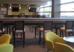 San Jose Airport Opens Club Lounge to Public