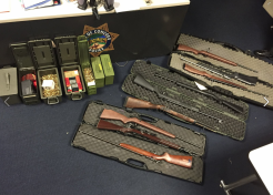 Stolen Guns, Thousands of Bullets Unearthed in Concord Search: Police