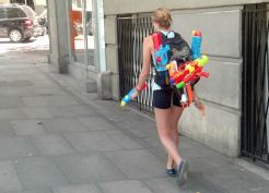 StreetWars Water Gun Assassination Tournament Comes to Bay Area