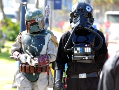 Star Wars, Superhero Costumes Top Bay Area Searches